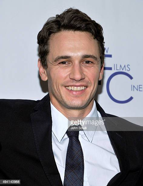 Actor /Director James Franco arrives for the premiere of 'The Sound And The Fury' at Beverly Hills Fine Arts Theater on October 24 2015 in Beverly...