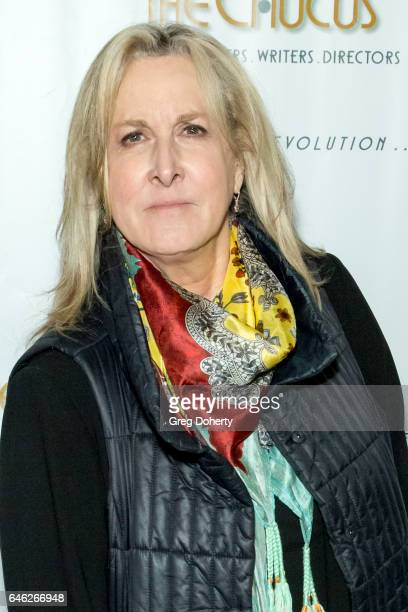 Actor Director Producer Betty Thomas attends The Caucus For Producers Writers And Directors And WIF Present 'Navigating The Landscape In The New...