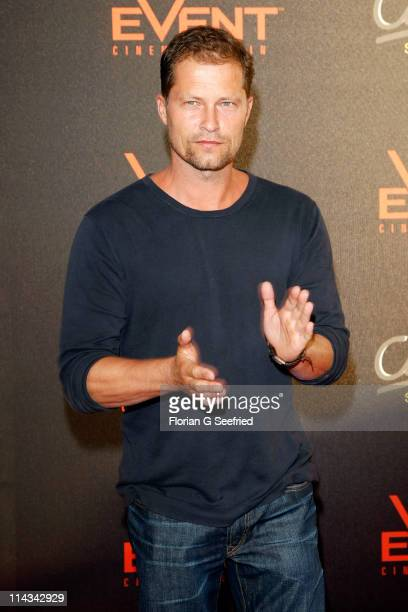 Actor director Til Schweiger attends the 'Grand Opening Cinema Berlin' with the screening of 'Pirates Of The Caribbean On Stranger Tides' at CineStar...