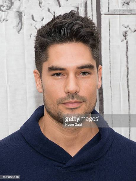 Actor DJ Cotrona of 'From Dusk Til Dawn The Series' attends AOL Build at AOL Studios in New York on October 9 2015 in New York City