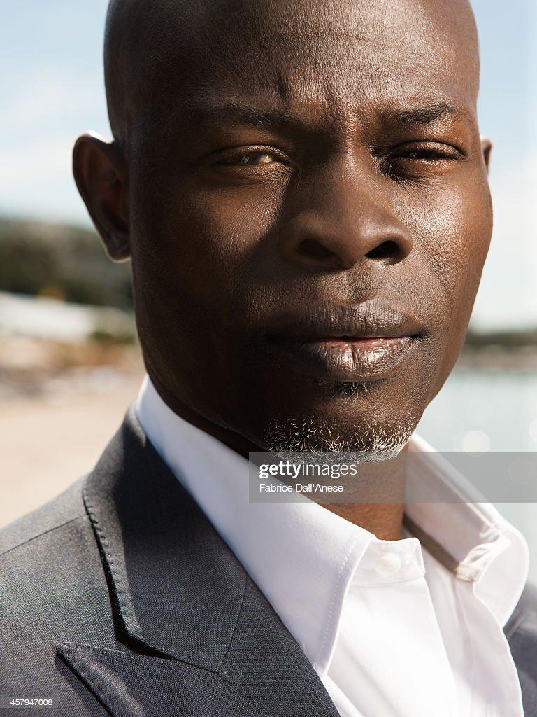 Djimon Hounsou, Vanity Fair - Italy, May 2014