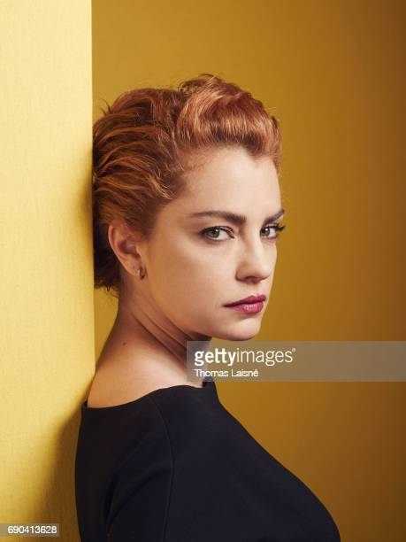 Actor Dolores Fonzi is photographed on May 25 2017 in Cannes France