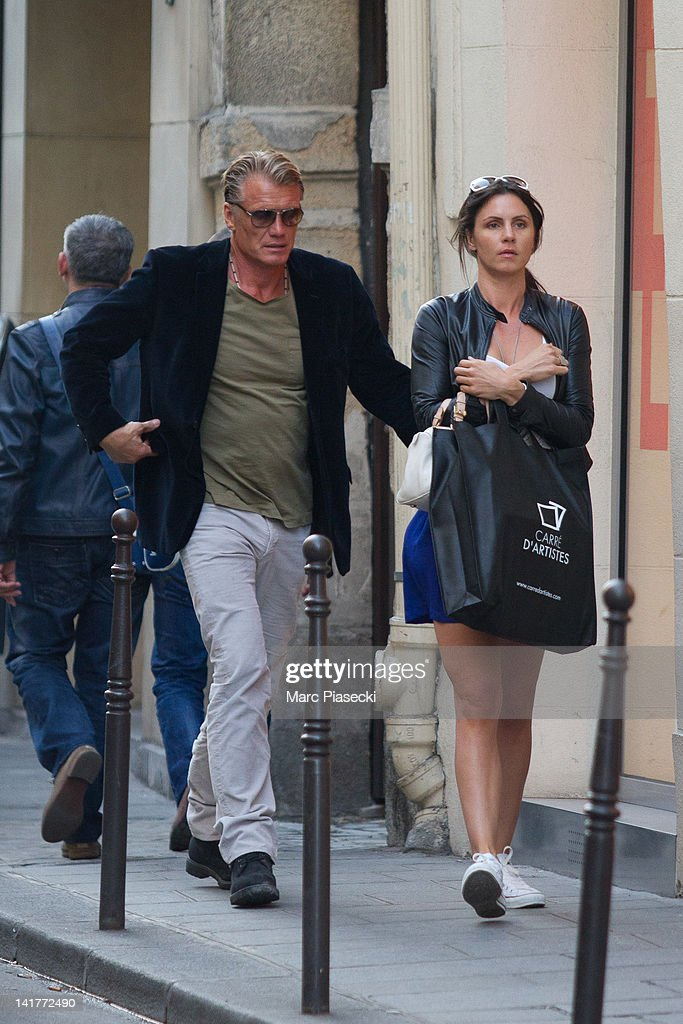 dolph lundgren sighting in paris march 23 2012 getty images. Black Bedroom Furniture Sets. Home Design Ideas