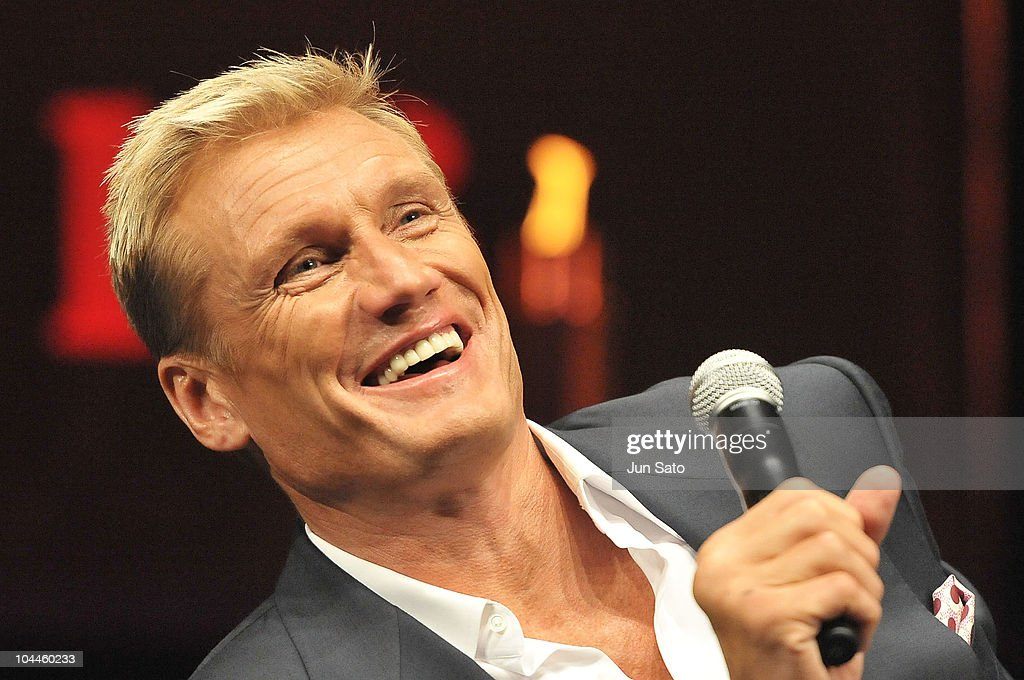 Dolph Lundgren | Getty...