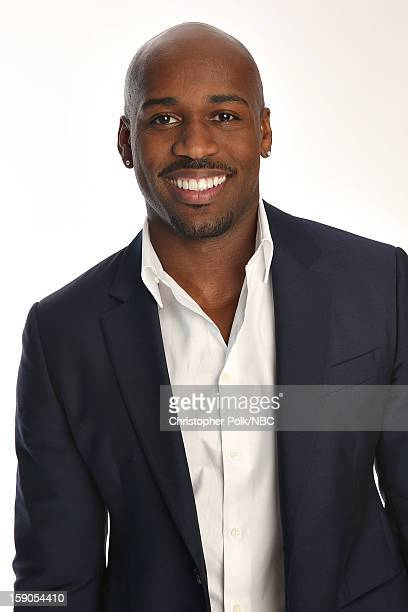 Actor Dolvett Quince attends the NBCUniversal 2013 TCA Winter Press Tour at The Langham Huntington Hotel and Spa on January 6 2013 in Pasadena...