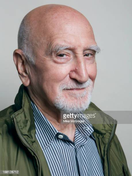 Actor Dominic Chianese is photographed for Self Assignment on September 11 2012 in New York City