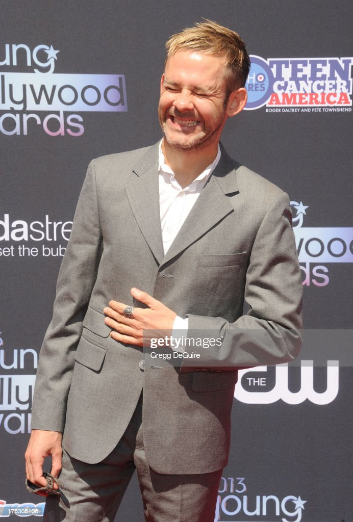 Actor <a gi-track='captionPersonalityLinkClicked' href=/galleries/search?phrase=Dominic+Monaghan&family=editorial&specificpeople=209279 ng-click='$event.stopPropagation()'>Dominic Monaghan</a> arrives at the 15th Annual Young Hollywood Awards at The Broad Stage on August 1, 2013 in Santa Monica, California.