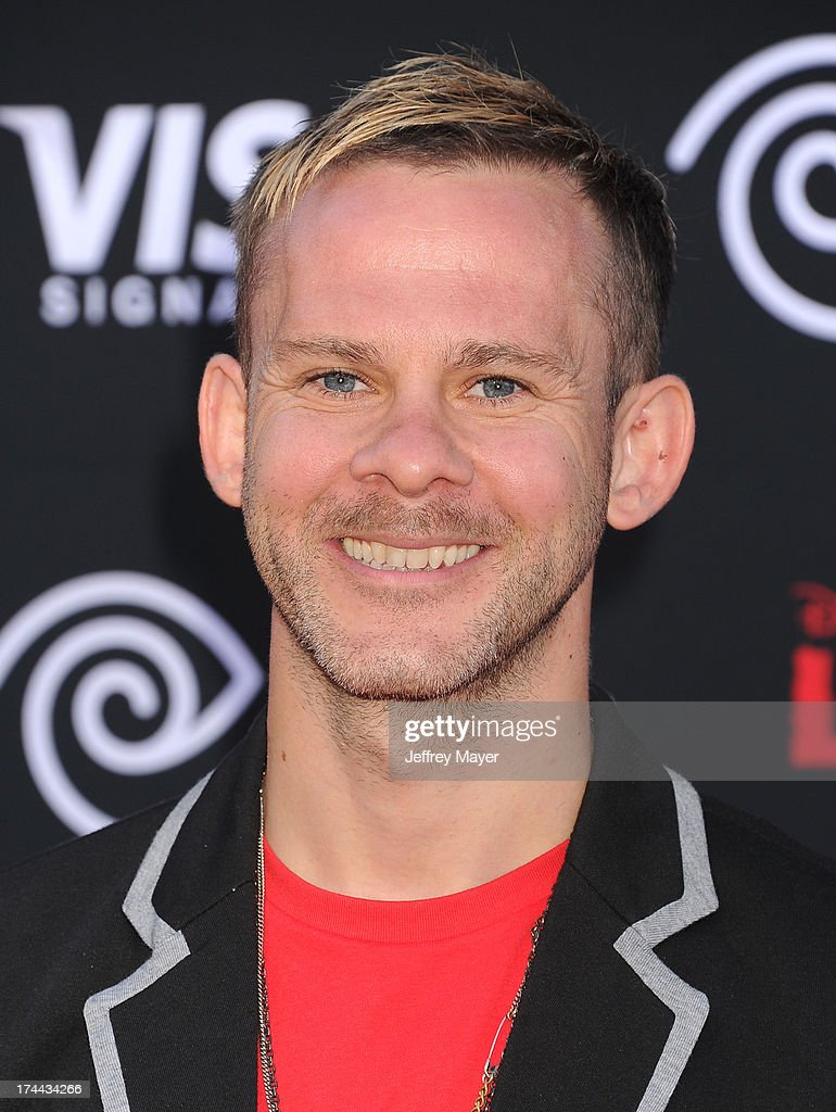 Actor <a gi-track='captionPersonalityLinkClicked' href=/galleries/search?phrase=Dominic+Monaghan&family=editorial&specificpeople=209279 ng-click='$event.stopPropagation()'>Dominic Monaghan</a> arrives at 'The Lone Ranger' World Premiere at Disney's California Adventure on June 22, 2013 in Anaheim, California.