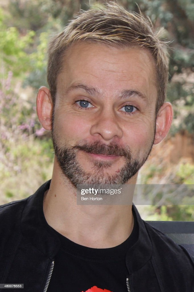 Actor Dominic Monaghan attends the BBC AMERICA Wild Things with Dominic Monaghan season two premiere screening - actor-dominic-monaghan-attends-the-bbc-america-wild-things-with-picture-id480076553