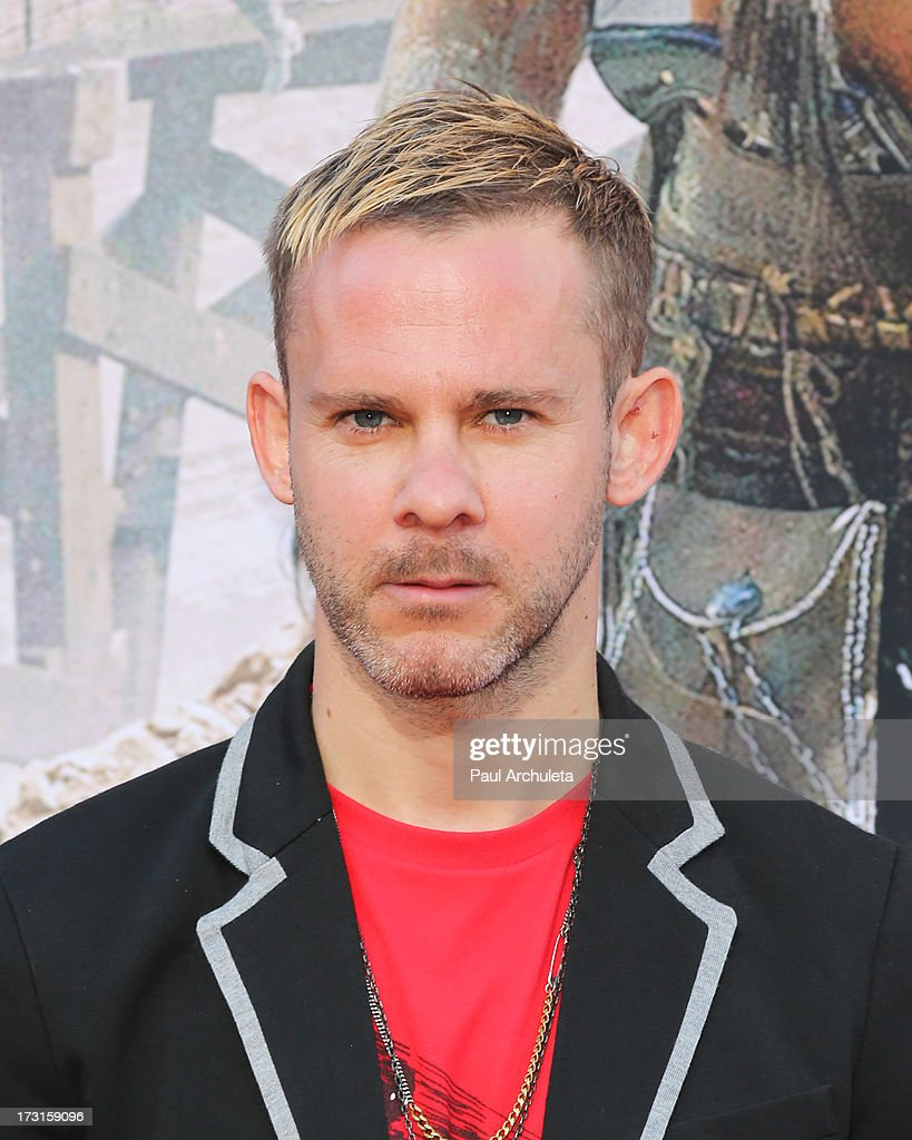 Actor <a gi-track='captionPersonalityLinkClicked' href=/galleries/search?phrase=Dominic+Monaghan&family=editorial&specificpeople=209279 ng-click='$event.stopPropagation()'>Dominic Monaghan</a> attends 'The Lone Ranger' Los Angeles premiere at Disney California Adventure Park on June 22, 2013 in Anaheim, California.
