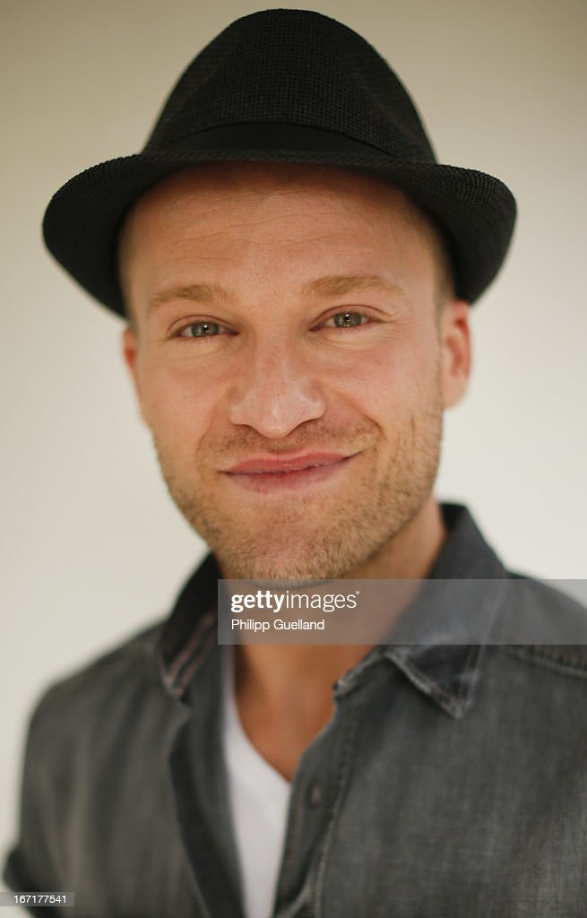 Actor Dominic Saleh-Zaki attends the 18th anniversary celebration of the TV-show 'Verbotene Liebe' on April 22, 2013 in Hamburg, Germany.