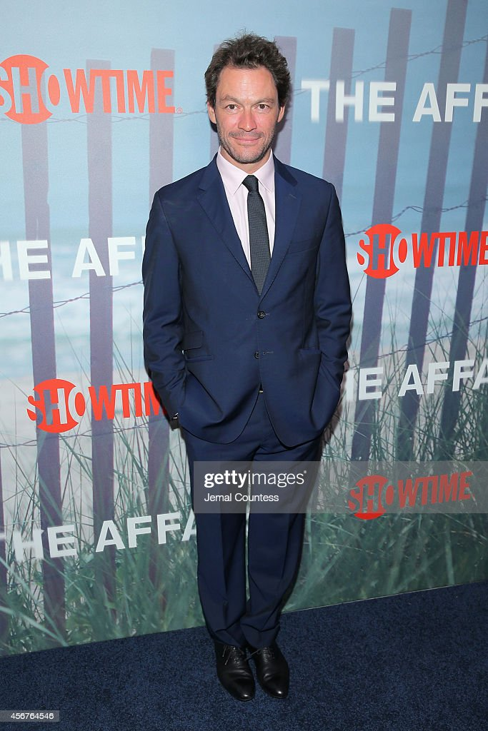 Actor <a gi-track='captionPersonalityLinkClicked' href=/galleries/search?phrase=Dominic+West&family=editorial&specificpeople=211555 ng-click='$event.stopPropagation()'>Dominic West</a> attends 'The Affair' New York series premiere on October 6, 2014 in New York City.