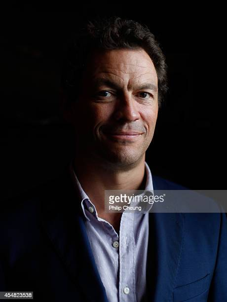 Actor Dominic West attends the postscreening reception for 'Pride' presented by Audi Canada during the 2014 Toronto International Film Festival on...