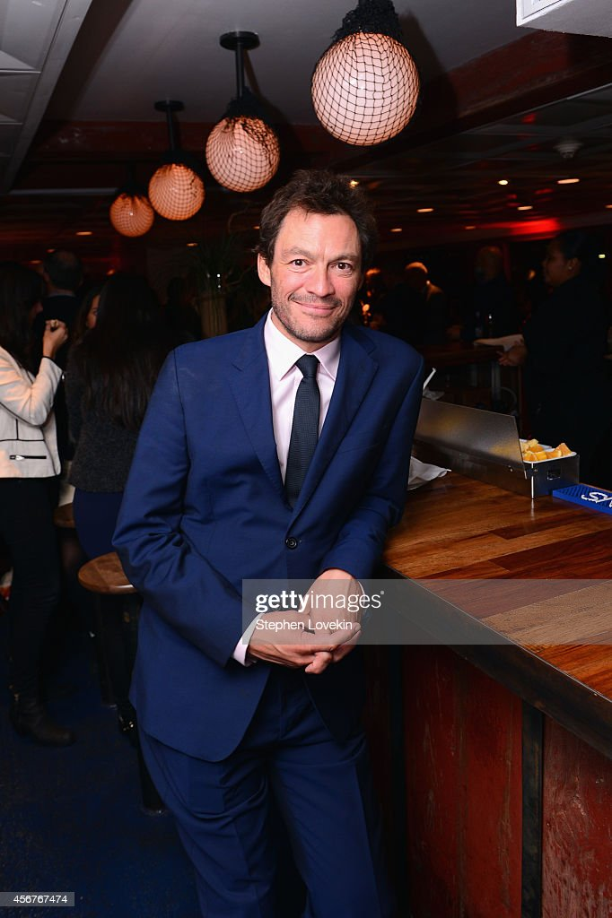 Actor <a gi-track='captionPersonalityLinkClicked' href=/galleries/search?phrase=Dominic+West&family=editorial&specificpeople=211555 ng-click='$event.stopPropagation()'>Dominic West</a> attends the premiere of SHOWTIME drama 'The Affair' held at North River Lobster Company on October 6, 2014 in New York City.