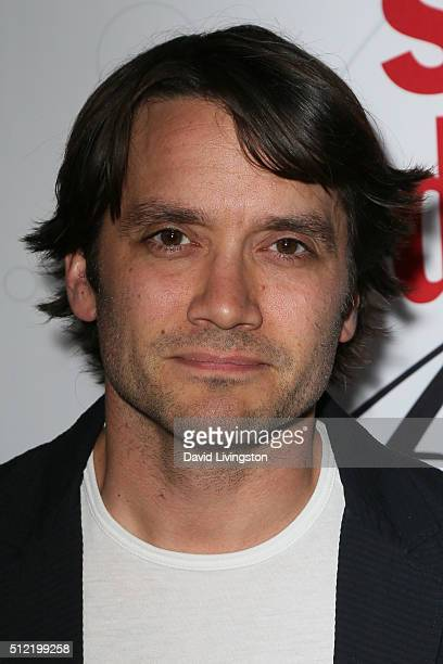 Actor Dominic Zamprogna arrives at the 40th Anniversary of the Soap Opera Digest at The Argyle on February 24 2016 in Hollywood California