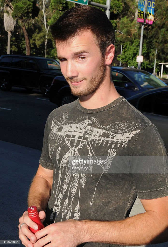Actor Dominick Monteleone attends the Los Angeles Philharmonic and Venice Magazine's 11th Annual Hollywood Bowl Pre-Concert Picnic held at Camrose Picnic area on July 26, 2011 in Hollywood, California.