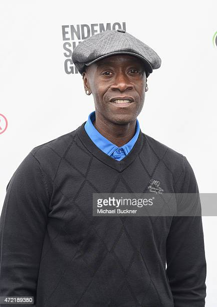 Actor Don Cheadle attended the 8th Annual George Lopez Celebrity Golf Classic presented by Sabra Salsa to benefit The George Lopez Foundation on...