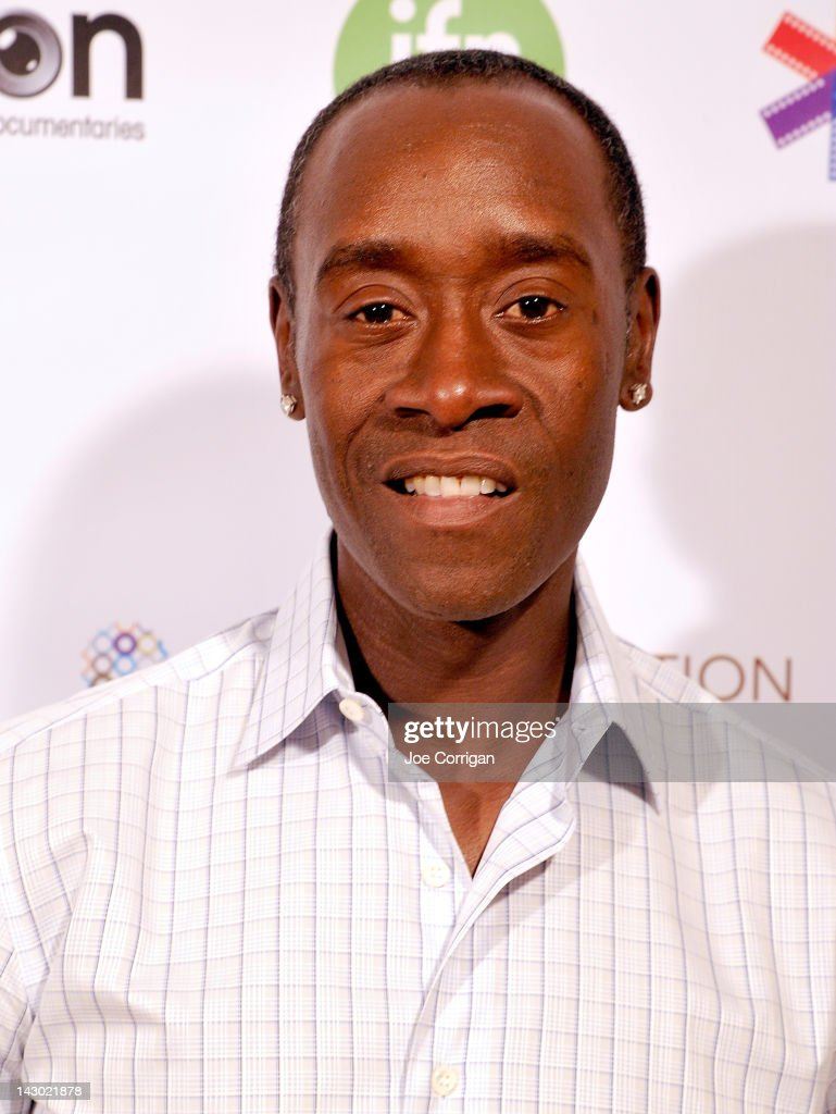 Actor <a gi-track='captionPersonalityLinkClicked' href=/galleries/search?phrase=Don+Cheadle&family=editorial&specificpeople=202096 ng-click='$event.stopPropagation()'>Don Cheadle</a> attends 2012 Sustainable Operations Summit at the Hilton New York on April 17, 2012 in New York City.