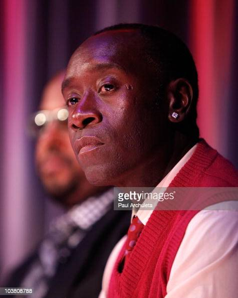Actor Don Cheadle attends the GRAMMY Museums 40th anniversary tribute to 'Bitches Brew'at The GRAMMY Museum on September 2 2010 in Los Angeles...