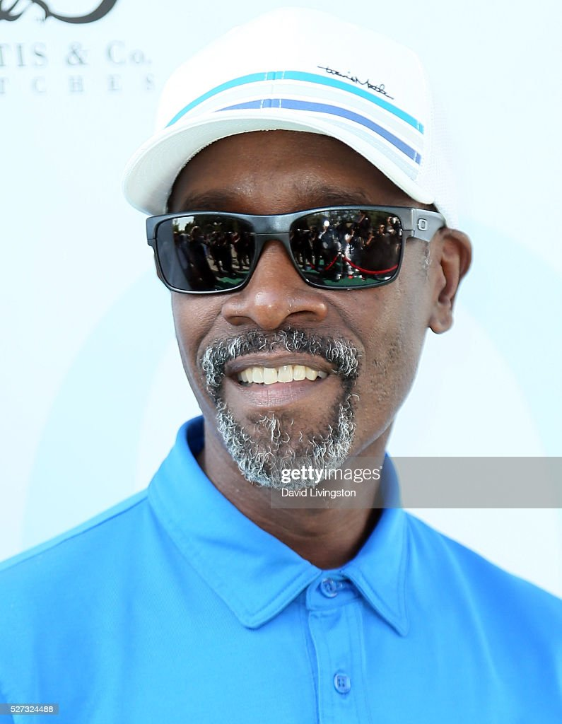 Actor <a gi-track='captionPersonalityLinkClicked' href=/galleries/search?phrase=Don+Cheadle&family=editorial&specificpeople=202096 ng-click='$event.stopPropagation()'>Don Cheadle</a> attends the Ninth Annual George Lopez Celebrity Golf Classic at Lakeside Golf Club on May 2, 2016 in Burbank, California.
