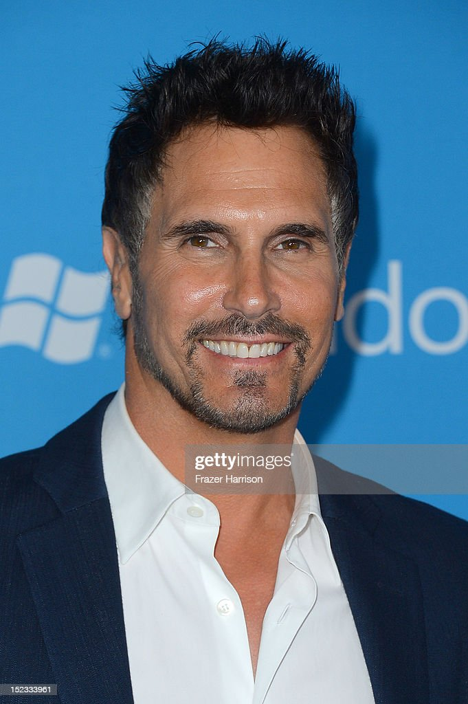 Actor Don Diamont arrives at CBS 2012 fall premiere party held at Greystone Manor Supperclub on September 18 2012 in West Hollywood California