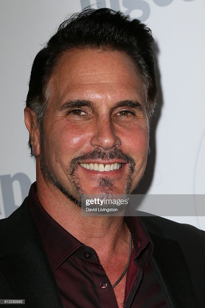 Actor Don Diamont arrives at the 40th Anniversary of the Soap Opera Digest at The Argyle on February 24 2016 in Hollywood California