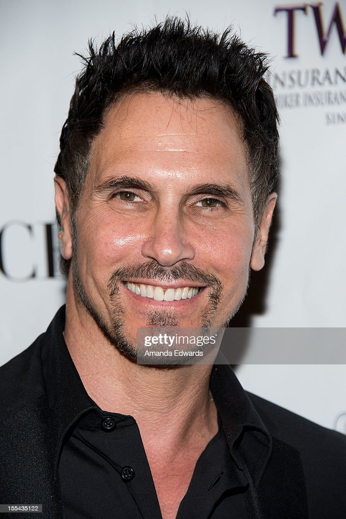 Actor <a gi-track='captionPersonalityLinkClicked' href=/galleries/search?phrase=Don+Diamont&family=editorial&specificpeople=606917 ng-click='$event.stopPropagation()'>Don Diamont</a> arrives at the ACT Today!'s 7th Annual Denim & Diamonds For Autism Benefit on November 3, 2012 in Malibu, California.