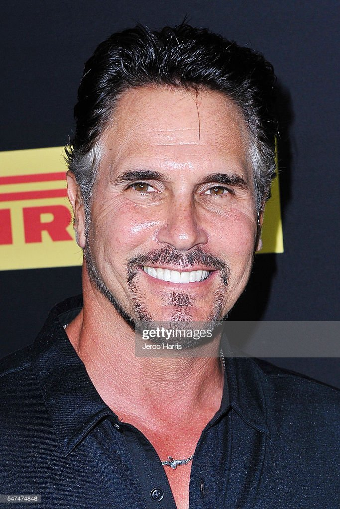 Actor Don Diamont attends the Global Launch of Pirelli P Zero World on July 14 2016 in Los Angeles California