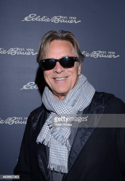 Actor Don Johnson attends The Eddie Bauer Adventure House Day 3 2014 Park City on January 19 2014 in Park City Utah