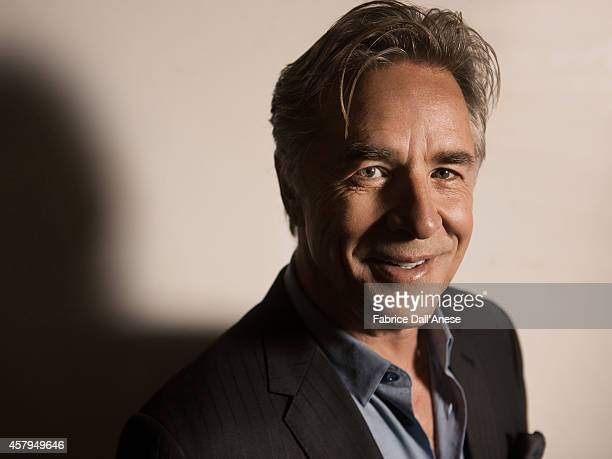 Actor Don Johnson is photographed for Vanity Fair Italy on May 15 2014 in Cannes France