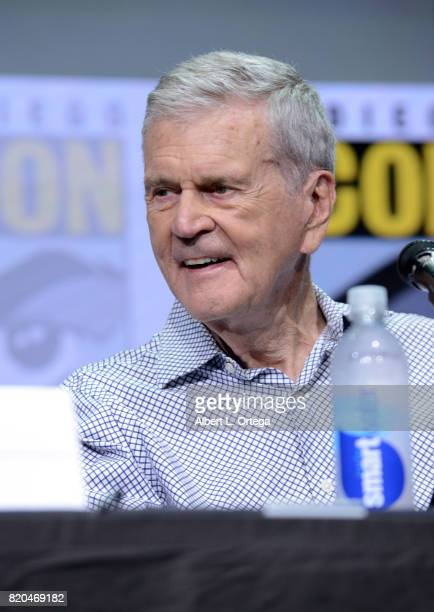 Actor Don Murray attends 'Twin Peaks A Damn Good Panel' during ComicCon International 2017 at San Diego Convention Center on July 21 2017 in San...