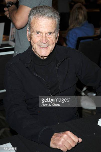 Actor Don Murray participates in The Hollywood Show held at Westin LAX Hotel on July 13 2013 in Los Angeles California