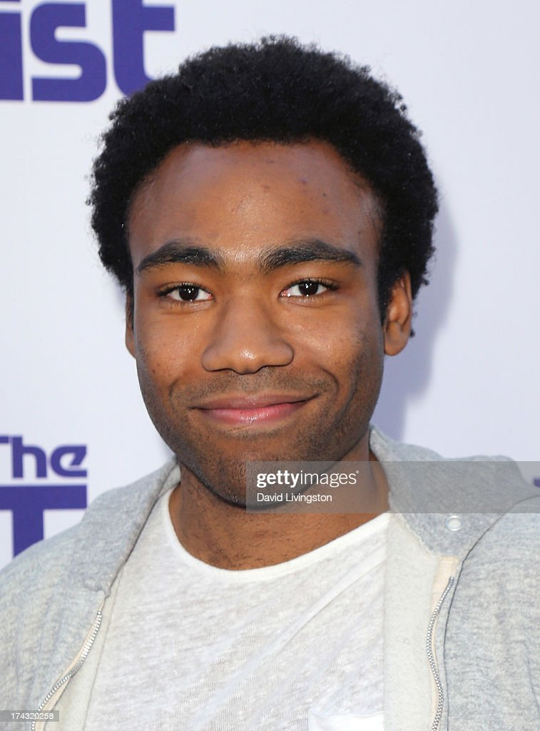 Actor <a gi-track='captionPersonalityLinkClicked' href=/galleries/search?phrase=Donald+Glover&family=editorial&specificpeople=5667097 ng-click='$event.stopPropagation()'>Donald Glover</a> attends the premiere of CBS Films' 'The To Do List' at the Regency Bruin Theatre on July 23, 2013 in Westwood, California.
