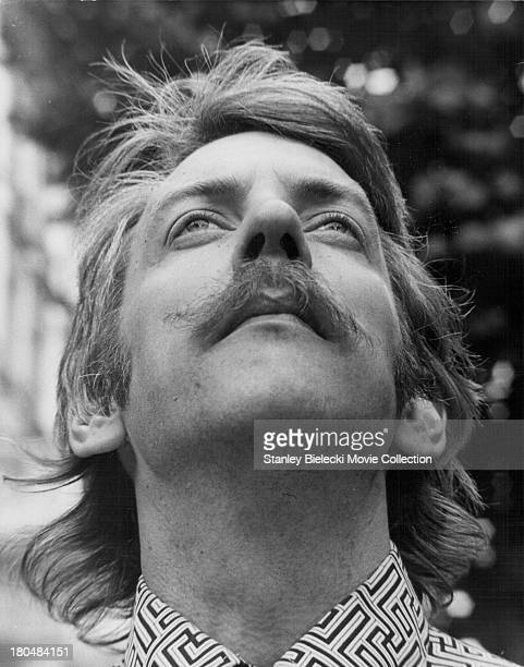 Actor Donald Sutherland in a scene from the movie 'SPYS' 1974