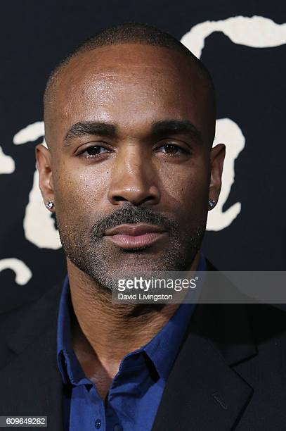 Actor Donnell Turner arrives at the Premiere of Fox Searchlight Pictures' 'The Birth Of A Nation' at the ArcLight Cinemas Cinerama Dome on September...