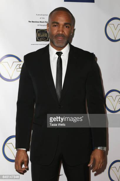 Actor Donnell Turner attends the 2017 PreOscar Gala for the American Black Film aInstitute at Preston's on February 24 2017 in Hollywood California