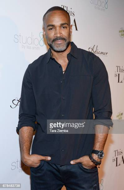 Actor Donnell Turner attends the premiere party for Circle 8 Production's 'This Is LA' at Yamashiro Hollywood on May 3 2017 in Los Angeles California