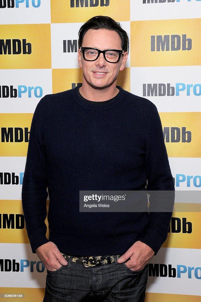 Actor Donovan Leitch in The IMDb Studio In Park City, Utah: Day Three - on January 24, 2016 in Park City, Utah.