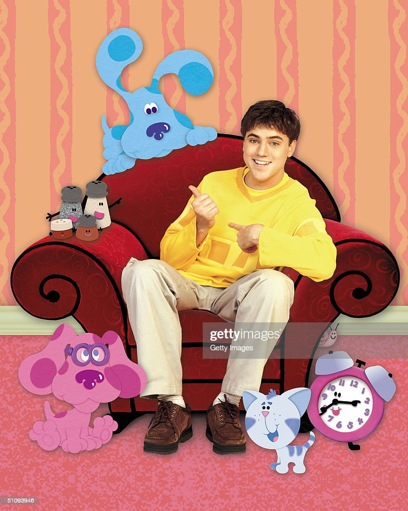 a clue 20 years of blue u0027s clues the iconic show started 20 years