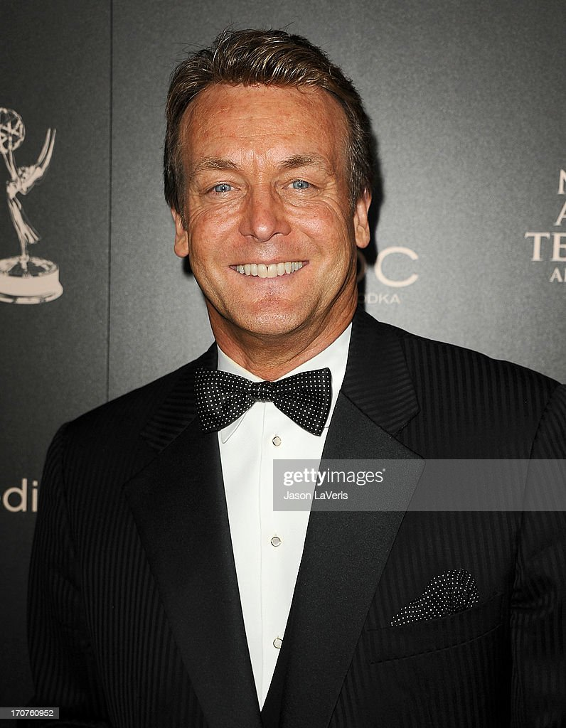 Actor Doug Davidson attends the 40th annual Daytime Emmy Awards at The Beverly Hilton Hotel on June 16, 2013 in Beverly Hills, California.