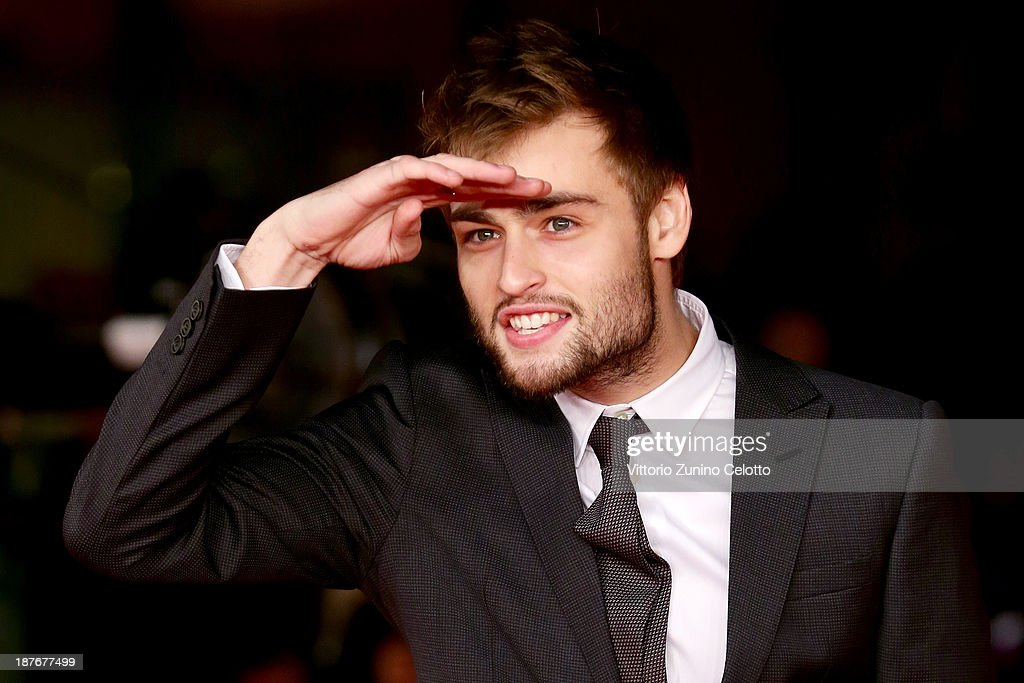 Actor Douglas Booth attends 'Romeo And Juliet' Premiere during The 8th Rome Film Festival at Auditorium Parco Della Musica on November 11, 2013 in Rome, Italy.