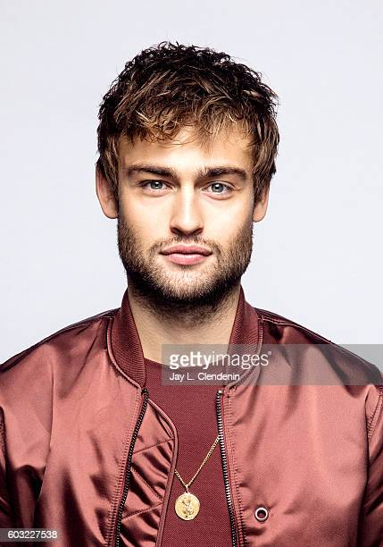 Actor Douglas Booth of 'The Limehouse Golem' poses for a portraits at the Toronto International Film Festival for Los Angeles Times on September 11...