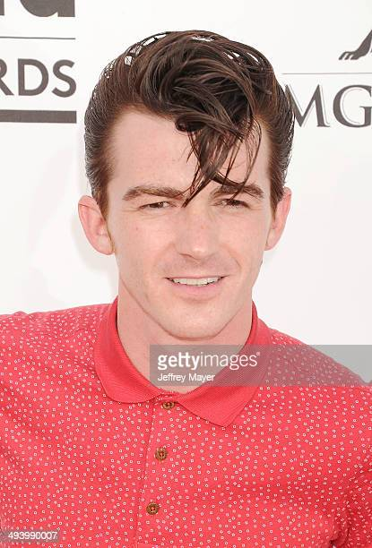 Actor Drake Bell arrives at the 2014 Billboard Music Awards at the MGM Grand Garden Arena on May 18 2014 in Las Vegas Nevada