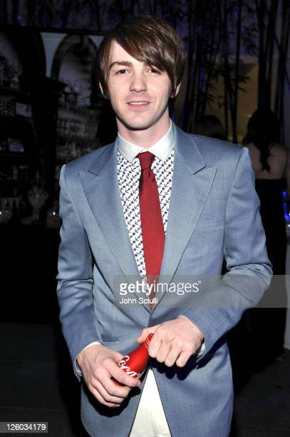 Actor Drake Bell attends the 2010 Hollywood Style Awards with The Palazzo Las Vegas Klipsch and FRS Healthy Energy at the Hammer Museum on December...