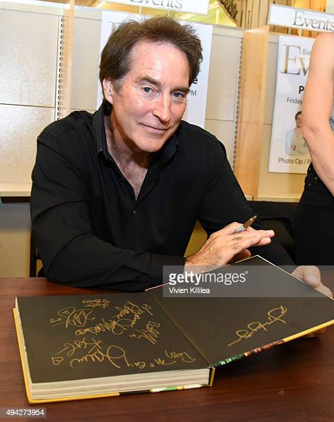 Actor Drake Hogestyn attends the Days of Our Lives book signing at Barnes and Noble at The Grove on October 25 2015 in Los Angeles California