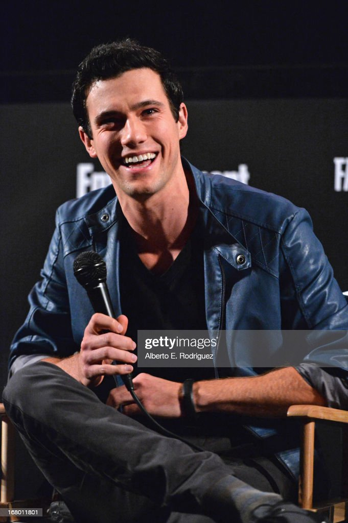 Actor Drew Roy attends Entertainment Weekly's CapeTown Film Festival presented by The American Cinematheque and sponsored by TNT's 'Falling Skies' at...