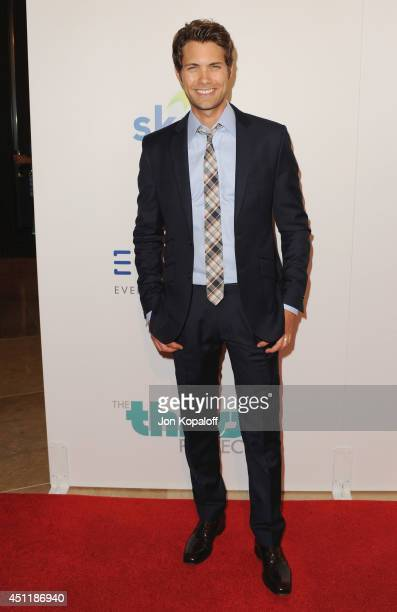 Actor Drew Seeley arrives at the 5th Annual Thirst Gala at The Beverly Hilton Hotel on June 24 2014 in Beverly Hills California