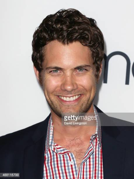 Actor Drew Seeley attends Glamorama 'Fashion Rocks' presented by Macy's Passport at Create Nightclub on September 9 2014 in Los Angeles California