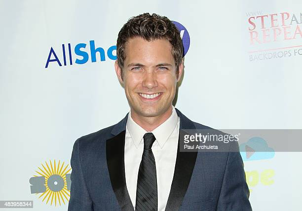 Actor Drew Seeley attends the opening night of Hollyshorts 11th Annual celebration at TCL Chinese 6 Theatres on August 13 2015 in Hollywood California