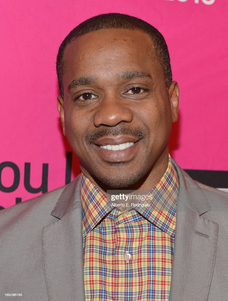 Actor <a gi-track='captionPersonalityLinkClicked' href=/galleries/search?phrase=Duane+Martin&family=editorial&specificpeople=224682 ng-click='$event.stopPropagation()'>Duane Martin</a> attends the BET Networks' 2013 Los Angeles Upfront at Montage Beverly Hills on April 2, 2013 in Beverly Hills, California.